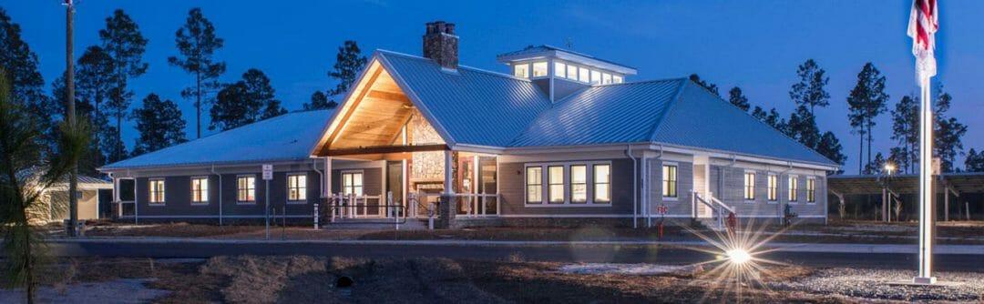 TCC Wakulla Environmental Institute, Barnett Fronczak Barlowe & Shuler Architects