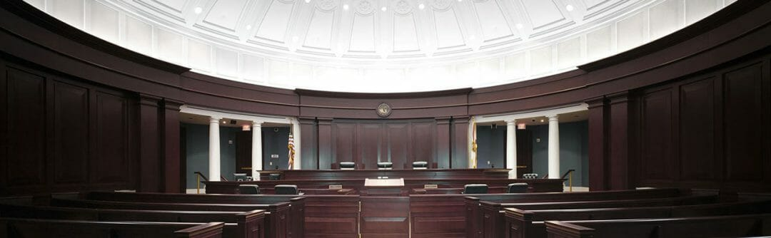 1st District Court of Appeals,