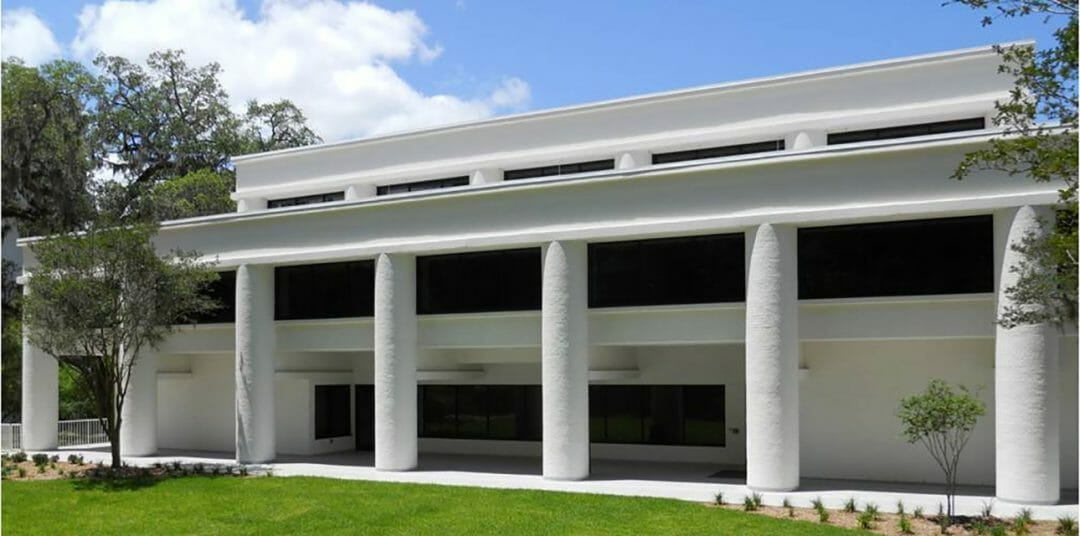 FSU Law School, Barnett Fronczak Barlowe & Shuler Architects, Tallahassee Flordia