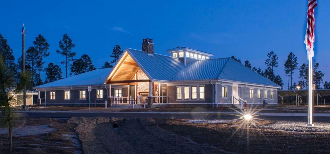 TCC Wakulla Environmental Institute, TCC, Barnett Fronczak Barlowe & Shuler Architects